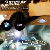 BMW LED Entry Logo